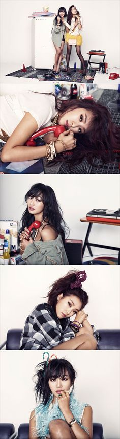 SISTAR19 CONCEPT - GONE NOT AROUND ANY LONGER