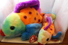 32262601000 Ty Beanie Buddy   Baby  Lips   1999 Retired-----------NWT MINT!  Ty  Beanie
