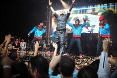 Taboo from Black Eyed Peas residency at Rain Nightclub at Palms Casino Resort!