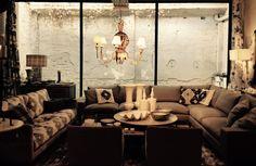 C.S. By Baldaquino Sofás tapizados en Colección Martin En REUS calle San Joaquín, 3-5 977 338947 Couch, Furniture, Home Decor, Industrial Furniture, Street, Settee, Decoration Home, Sofa, Room Decor