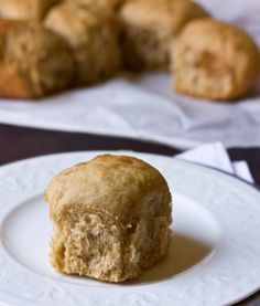 Slow Cooker Apple Butter Yeast Rolls are the perfect complement to any meal. These easy dinner rolls are great for casual, weeknight meals or something fancier, like the holidays.