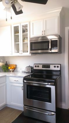 Our Kitchen On Pinterest Carrara Marble Home Depot And