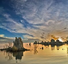 mono lake california | Mono Lake, California