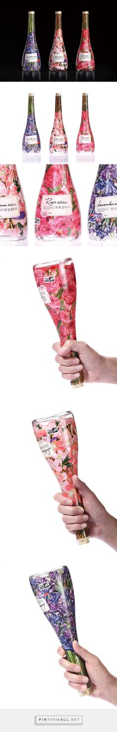 Victor Branding Design Corp | 美可特品牌設計 » 花果椿妝以酒代花,台灣在地花釀酒 - created via https://pinthemall.net