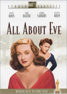 All About Eve. Love it!!