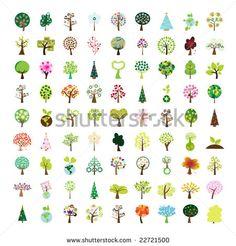 Tree ilustracji stockowych i animacji | Shutterstock