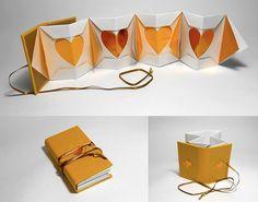 """""""Minibook Goldenheart"""" Gabriela Irigoyen"""