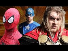 Avengers: Age of Ultron TRAILER - parody cosplay remake - Vidimovie.com - VIDEO: Avengers: Age of Ultron TRAILER - parody cosplay remake - http://ift.tt/2e8k70f