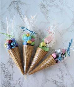 This post contains affiliate links.Every bunny in your house will love these edible candy cones filled with easter treats! This is the perfect DIY treat favor to make with your kids and grandkids. Good morning friends how is your week starting off? Things here are busy here this week, my to-do list feels as long as the receipts you get at CVS. The highlight of the week is going to be getting my highlights, and my hair cut. I know that many are embracing their gray hair but I am…