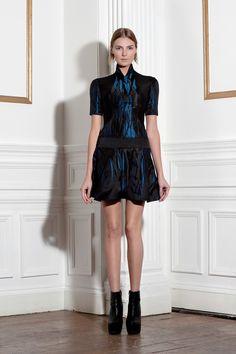 Monika Csutak silk dress