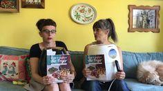 Julie & Kittee Review The Vegan Air Fryer Cookbook