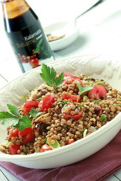 Σαλάτα με φακές | edrinks.gr