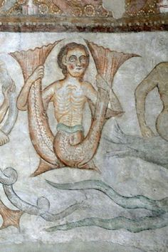 Introduction: Mermaids, sirens, selkies, water nymphs – female mythological figures of the sea were a source of both inspiration and fear for seagoing men over hundreds of years. Perhaps they represented the allure of the open sea, the way it beckoned to those young men who left life at home behind.
