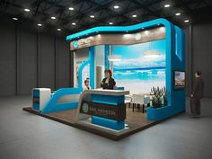 Egyptian Resorts Company (ERC) for WTM exhibition on Behance