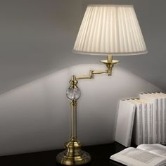 TL902 Swing Arm Table Lamp