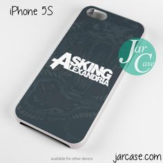 Asking Alexandria metal band Phone case for iPhone 4/4s/5/5c/5s/6/6 plus