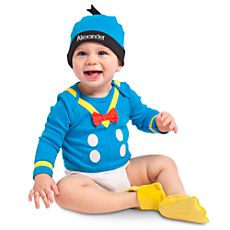 Donald Duck Disney Cuddly Bodysuit Collection for Baby