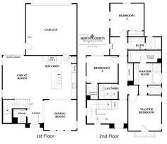 Stirling Bridge Austin TX New Homes Centex Homes Claypool - Floor Plans For New Homes