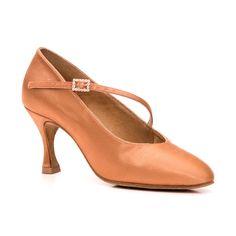 Delikat og elegant standard dansesko fra PortDance. Modellen PD200 Premium er udført i mørk bronze satin. Fåes hos Nordic Dance Shoes: http://www.nordicdanceshoes.dk/portdance-pd200-premium-moerk-bronze-satin-dansesko#utm_source=pin