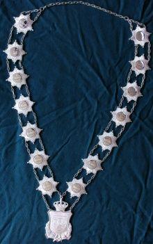 Amtskette Crochet Necklace, Jewelry, Accessories, Necklaces, Figurine, Bags, Jewlery, Jewerly, Schmuck