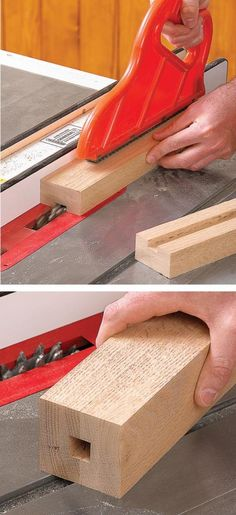 how to make a dado cut without a dado blade