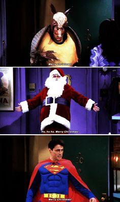 #friends x #christmas