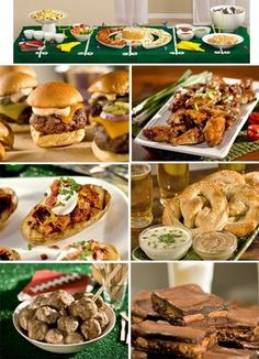 Super Bowl Party Ideas