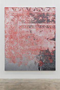 Rudolf Stingel, Untiteled, 2015