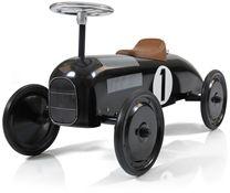 Mini Speeders Potkuauto Classic Racer, Musta