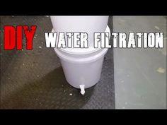 Doulton DIY 5 gallon Water Filter System