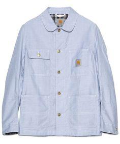 eYe COMME des GARCONS JUNYA WATANABE MAN x Carhartt Oxford Work Jacket