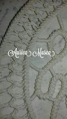Lace Art, Point Lace, Hardanger Embroidery, Crocheted Lace, Dots, Needle Lace