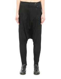ISAAC SELLAM LEATHER TROUSERS. #isaacsellam #cloth #