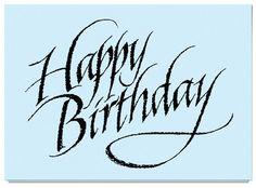 happy birthday mom Calligraphy Pinterest Happy birthday mom