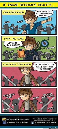 Real Life Attack on Titan Wouldn't Turn Out Well for Anyone