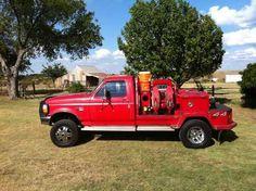 Old Ford Welding Trucks | Custom Welding Rig Truck Beds