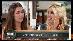 """""""Le fuiste infiel"""": las confesiones de Wanda y Zaira Nara"""