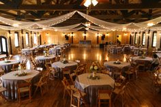 Wedding venue at Brazos Springs in Texas