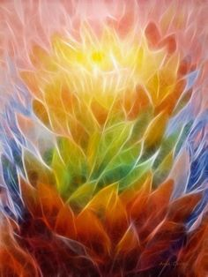 Fractal Metamorphosis by Ann Croon