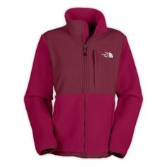 The North Face Women's Denali Jacket Loganberry Red