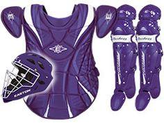 fast pitch girls softball images | Easton Synge Intermediate Fastpitch Softball Catchers Gear Set ...