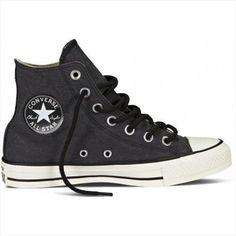 b16a745358b3 Converse Chuck Taylor All Star Hi Shoes - Black Women s Converse