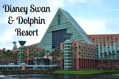 Swan and Dolphin Resort isn't always seen as a  Disney Resort, but it is top notch. Very cool pool area for kids *and adults* with some of the best restaurant options around. Plus you can WALK to the parks!