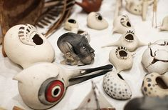Flickriver: Photoset 'Lee Bontecou Recent Work: Sculpture and ...