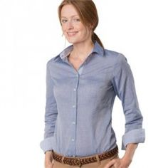 Camisa mujer 100% algodón orgánico Living Crafts