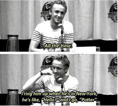Tom and Dan.