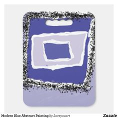 Loveyouart Seat Cushion - Stadium & Seat Cushions Gift Idea. Stadium Seat Cushions, Stadium Seats, Logo For School, Blue Abstract Painting, Ice Fishing, Fundraising, Team Logo, Modern, Prints