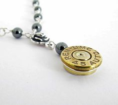 Pretty Necklaces, Girls Necklaces, Beautiful Necklaces, Bullet Casing Jewelry, Bullet Necklace, Chunky Silver Necklace, Silver Bracelets, Sterling Silver Filigree, Sterling Silver Necklaces