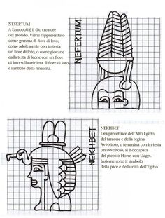 73 Best Egyptian Themed Art Lessons images in 2019