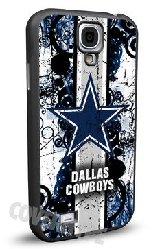 Dallas Cowboys Cell Phone Hard Case for Samsung Galaxy S5, Samsung Galaxy S4 or Samsung Galaxy S4 Mini